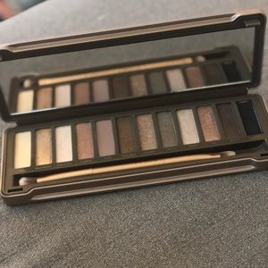 USED ONCE NAKED 2 pallet